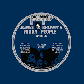James Brown - James Brown's Funky People (Part 3) (Vinyl,LP)