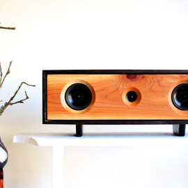 SalvageAudio - Reclaimed Wood Bluetooth Speakers