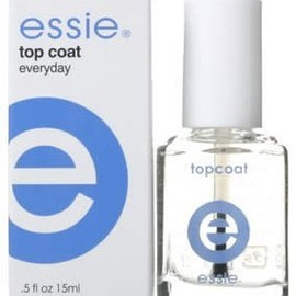 essie - top coat