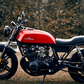 Pure Breed Fine Motorcycles - 1980 HONDA CB750