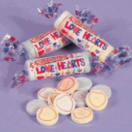 Love hearts - Candy