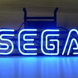 SEGA - Sega Neon Light