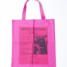 BEAUTY&YOUTH MENS - <Larry Clark>∴ KIDS TOTE トートバッグ