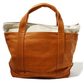 TEMBEA - <TEMBEAforBY> LEATHER TOTE