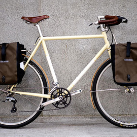 Fast Boy Cycles - Fast Boy Cycles Hill's Tourer