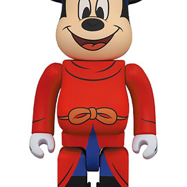 MEDICOM TOY - BE@RBRICK FANTASIA MICKEY 1000%