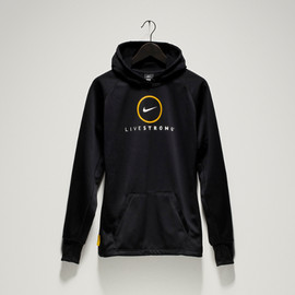 NIKE - LIVESTRONG Collection   KO Hoodie