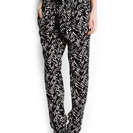 MANGO - TROUSERS TRIBU