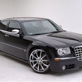 "CHRYSLER - 300C with 21""wheel 2004y"