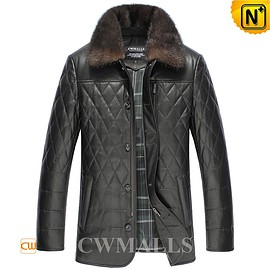 Cwmalls - Quilted Down Jackets for Men CW846041 - cwmalls.com