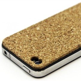 Cork Board Skin for the iPhone 4S from SlickWraps