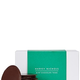 Harvey Nichols - Mint Chocolate Thins 200g - Harvey Nichols