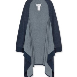Maison Martin Margiela - Cape detail knit top