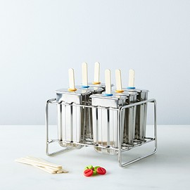 Onyx - Stainless Steel Popsicle Mold