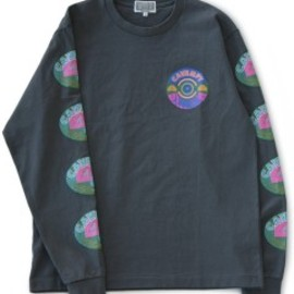 C.E - Casual Long Sleeve T (chacoal)