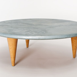 Conran SHOP - Zinc top coffee table