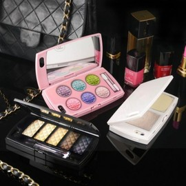iPhone - Mirror Stand & Makeup Hard Case