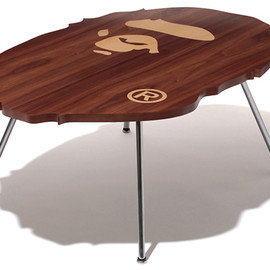 A Bathing Ape - A Bathing Ape x MODERNICA   Furniture Collection