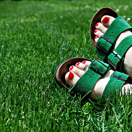 BIRKENSTOCK - ARIZONA/V.GREEN