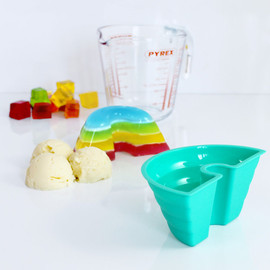 SUCK UK - Rainbow Jelly Mould