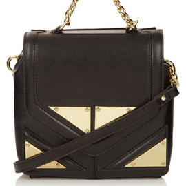 TOPSHOP - Tri Hardware Chain Bag