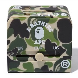 A BATHING APE - GLOW IN THE DARK ABC TRAVEL AC ADAPTER