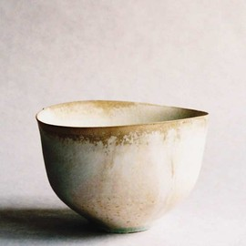 田淵 太郎 - White Tea Bowl