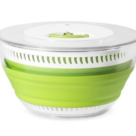 Heather Curtain - Collapsible Salad Spinner
