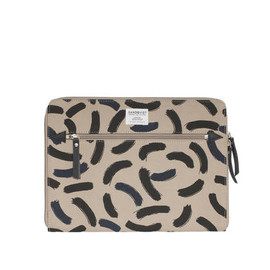 "SANDQVIST - LENA 13"" MOUSTACHE LAPTOP CASE"