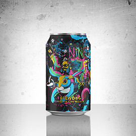 BREWDOG - Nine to Five Wizard