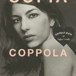 マーブルトロン - SOFIA COPPOLA―perfect style of Sofia's
