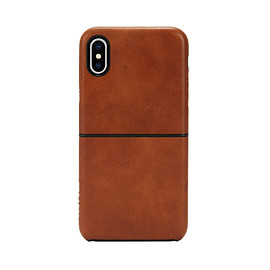 Incase - Leather Textured Snap Case for iPhone X