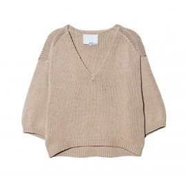3.1 Phillip Lim - Slouchy V-Neck Pullover