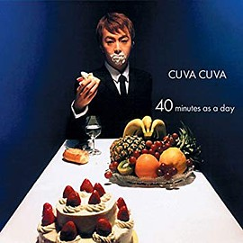 CUVA CUVA - 40 MINUTES AS A DAY