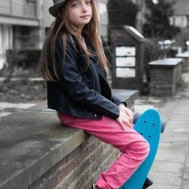 Skater Girl | Kids Fashion