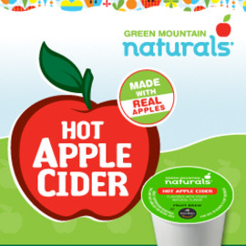 Green Mountain Naturals® - Hot Apple Cider K-Cup
