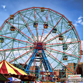 Ferris Wheel / Coney Island - Ferris Wheel / Coney Island