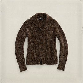 RRL - Shawl-Collar Rag Cardigan