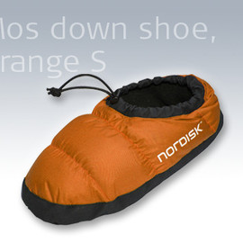 Nordisk - Mos down shoe Orange