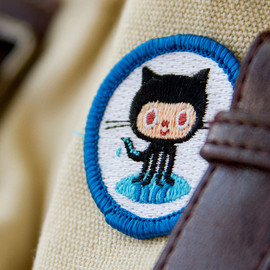 github - Open Source Nerd Merit Badge