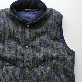 Snugpak - Airpak Vest Harris Tweed