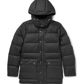 Mackintosh - Quilted Storm System® Wool Down Jacket