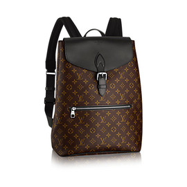 LOUIS VUITTON - palk monogram macassar