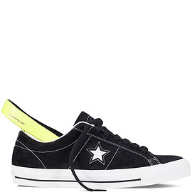 CONVERSE - CONS One Star Pro Black/White/Black