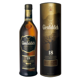Glenfiddich - 18 Years Old Single Malt Scotch Whisky
