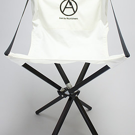 ....... RESEARCH, BALLISTICS INDUSTRIES, TSUNOKAWAFARM - HOLIDAYS in The MOUNTAIN: 085 LX Chair
