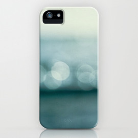 Society6 - blue day iPhone & iPod Case