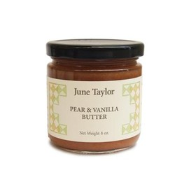 June Taylor - PEAR&VANILLA BUTTER