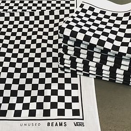 UNUSED × BEAMS × VANS - バンダナ