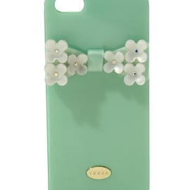 TOCCA - FlOATING RIBBON iPhone CASE